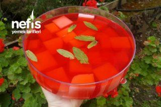 Kızamık Şekerli Su Muhallebisi (Bicibici) Tarifi