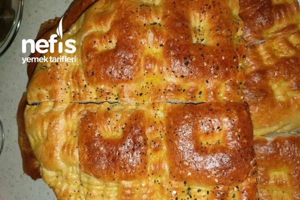 Köy Ekmeği, Ev Ekmeği, Azerbeycan Ekmeği Tarifi