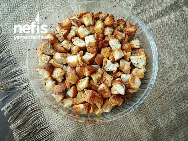 Kruton (Çorbalık Kıtır Ekmek)