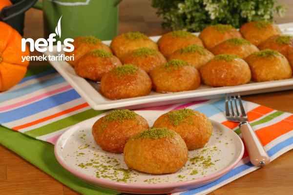 Portakal Tatlısı Tarifi (videolu)