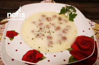 Sulu Köfte Çorbası (Laktozsuz) Tarifi
