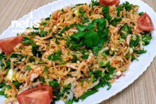 Turp Salatası Tarifi
