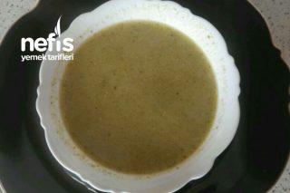 Vitamin Deposu Brokoli Çorbası Tarifi