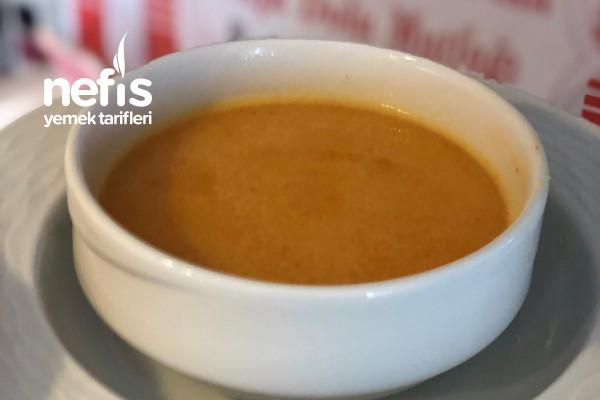Bal Kabağı Çorbası Tarifi