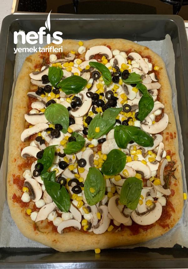 Ekşi Mayalı Pizza
