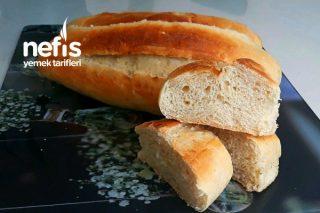 Fırın Ekmeğinden Farksız Denenmeli Bu Ekmek Tarifim Mükemmel