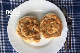 Gül Böreği (Pazılı Ve Patatesli) Tarifi