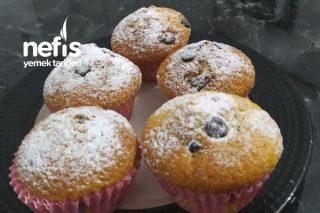Haşhaşlı Hindistan Cevizli Muffin Kek Tarifi