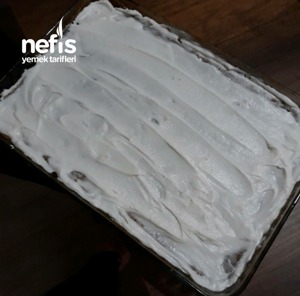 Kırmızı Mercimekli Pasta