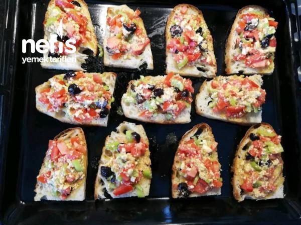 Pizza Ekmekleri