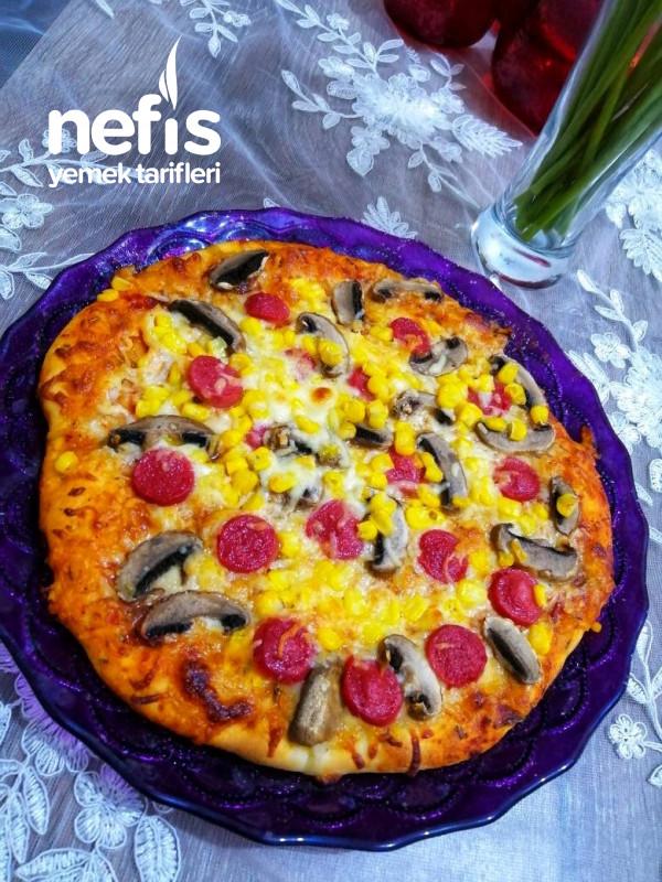 Pratik 2 Kişilik Pizza