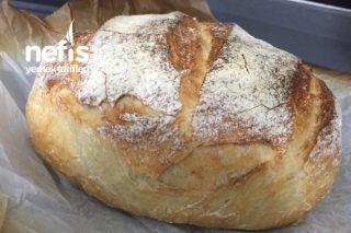 Yoğurmadan Ekmek Tarifi