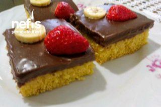 Çikolatalı Pasta (UN KOKMAZ) Tarifi