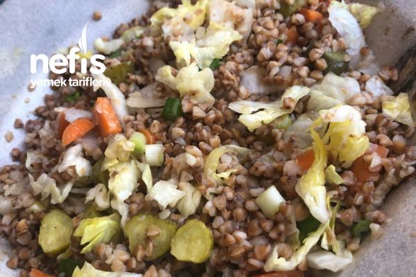 Karabuğday Salatası (Homeoffice Olana) Tarifi