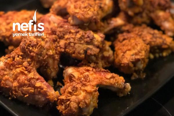 Kfc Çıtır Tavuk Tarifi (Crispy Chicken)