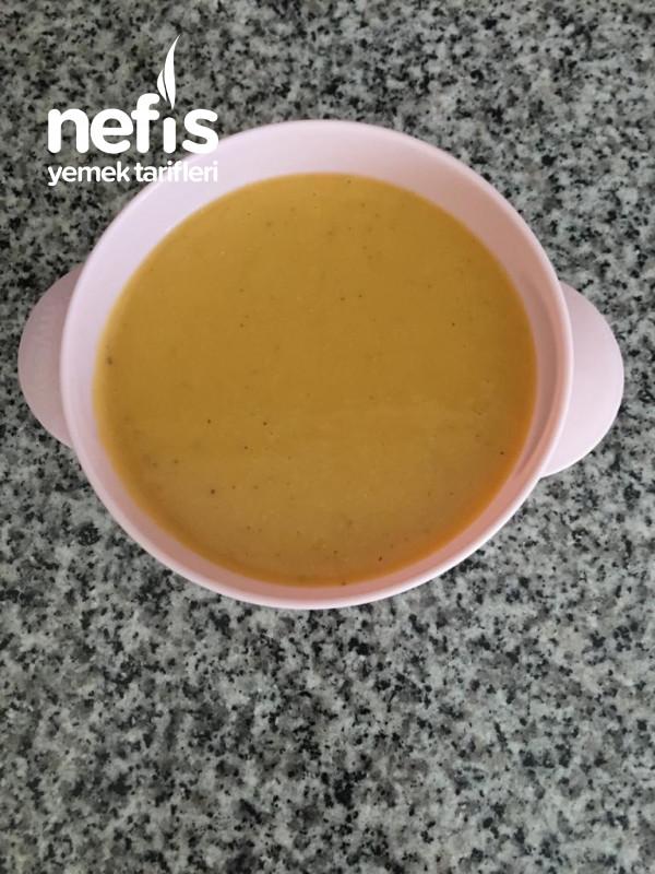 Mercimek Çorbası (Bebekler İçin)