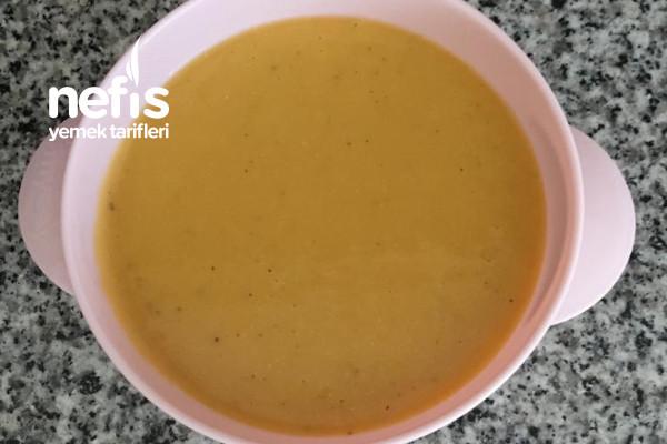 Mercimek Çorbası (Bebekler İçin) Tarifi