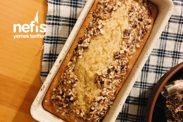 Şekersiz Muz Ekmeği Banana Bread Tarifi