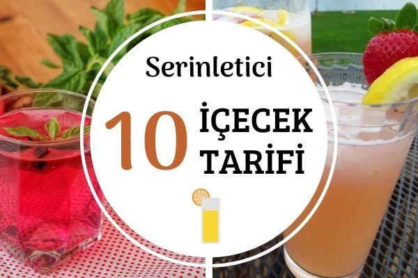 Serinletici 10 Soğuk İçecek