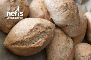 Tam Buğday Unlu Ekmek – Minik Ekmekler Tarifi