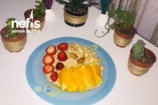 Vitamin Ve Lif Depolu Hızlı Kahvaltı Tarifi