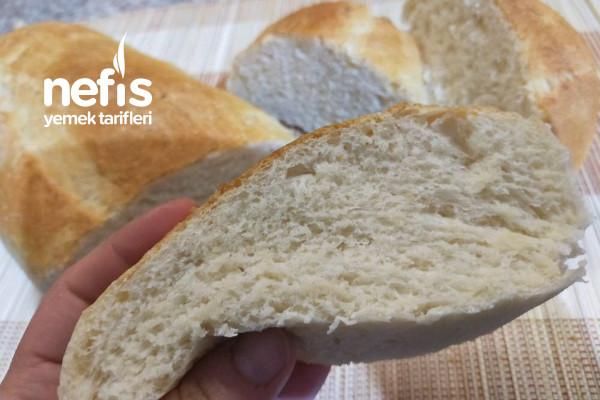 3 Katlamalı Ekmeklerim Tarifi