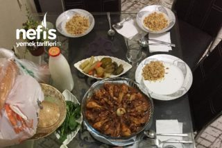 Akşam Yemeği Menüm Tarifi