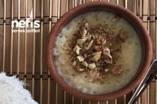 Annemin Sütlacı (Pirinç Unsuz) Tarifi