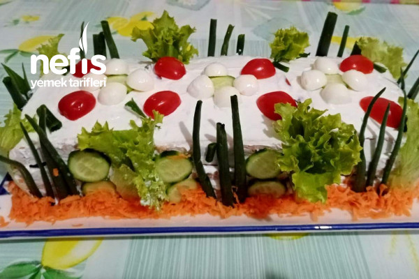 Aperitif Pasta-club Sandwich Tarifi