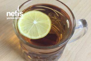 Bağışıklık Kuvvetlendirici Çay Tarifi
