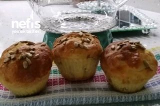 Çekirdekli Mini Muffin Ekmeklerim Tarifi
