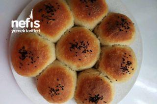 Çiçekli Ekmek Tarifi