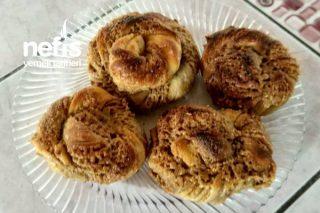 Ekşi Mayalı Haşhaşlı Çörek Tarifi