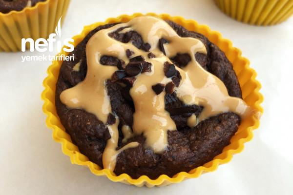 Fit Banana Muffin Tarifi