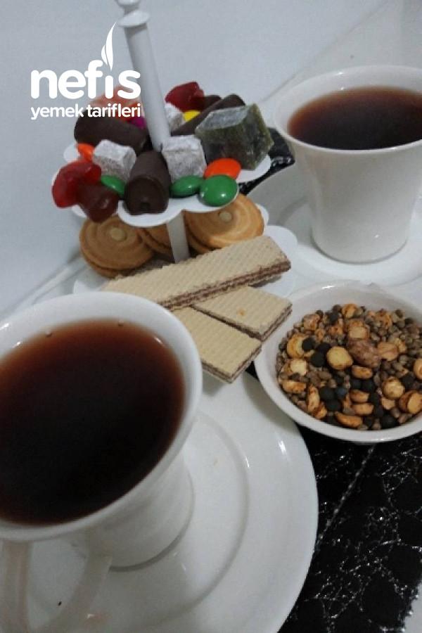 Ihlamur Çayı Hazırlama