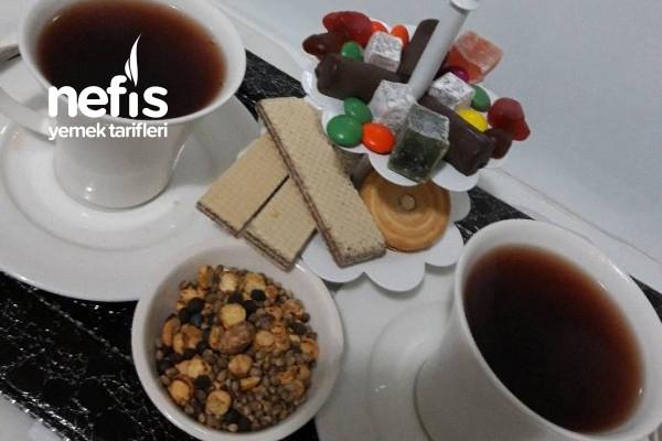 Ihlamur Çayı Hazırlama Tarifi