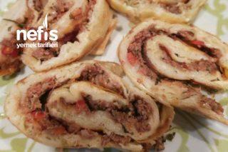 Lahmacun Böreği (Mutlaka Deneyin) Tarifi