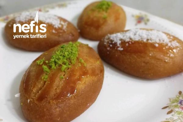 Pastane Şekerparesi (Tam Ölçü) Tarifi
