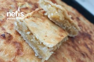 Patatesli El Açması Börek Tarifi