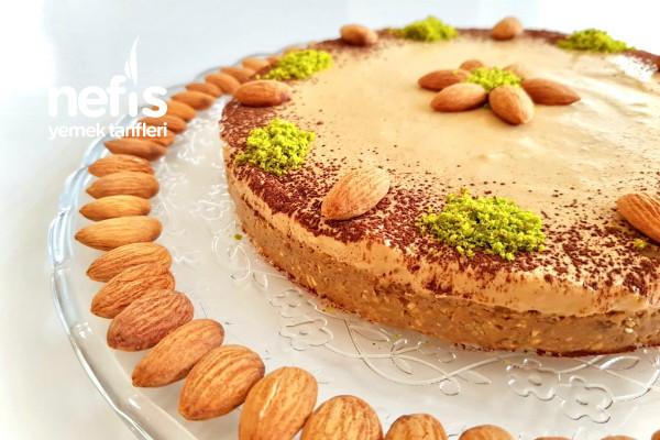 Raw Cheesecake Tarifi