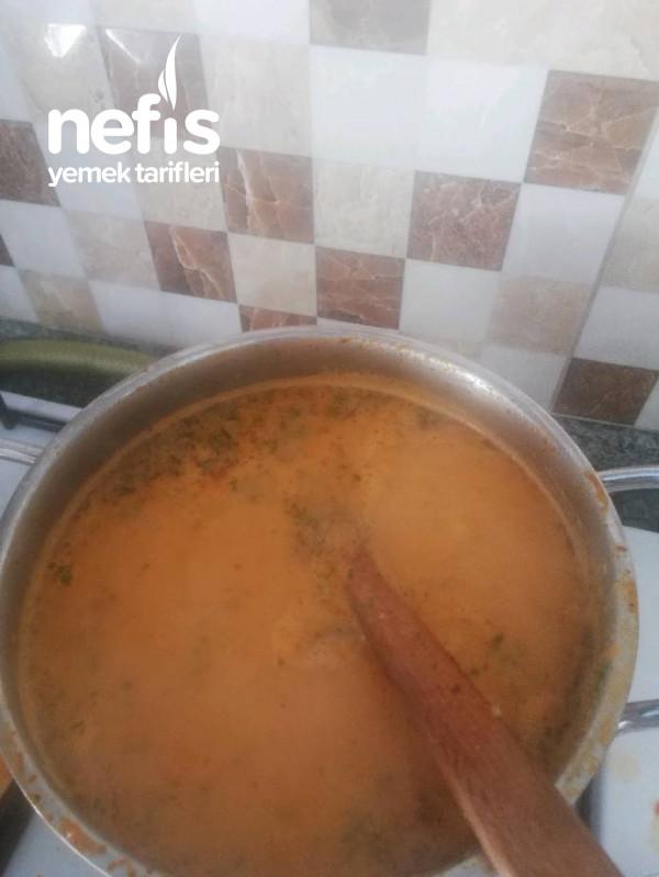 Şipşak Tarhana Çorbam (Hazır Değil)