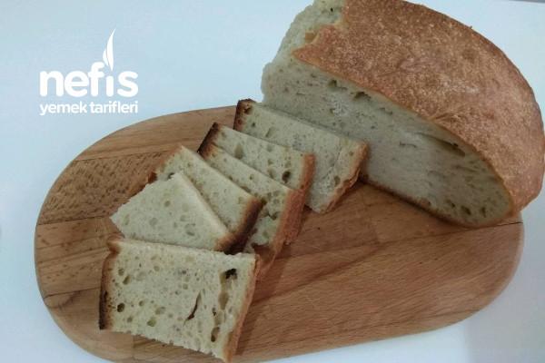 Soğuk Fermente Ekşi Mayalı Ekmek Tarifi