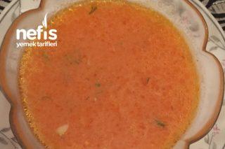 Arpa Şehriye Çorbası (Yoğurtlu) Tarifi