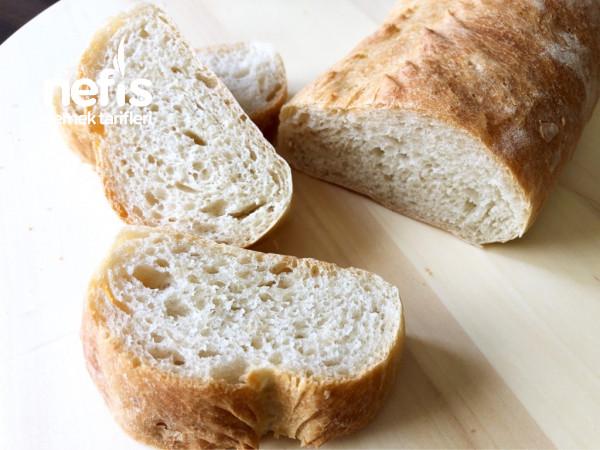 Yumuşacık Nefis Somun Ekmeği Tarifi