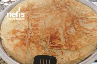 Konya Usulü Ocakta Pişen El Açması Su Böreği Tarifi