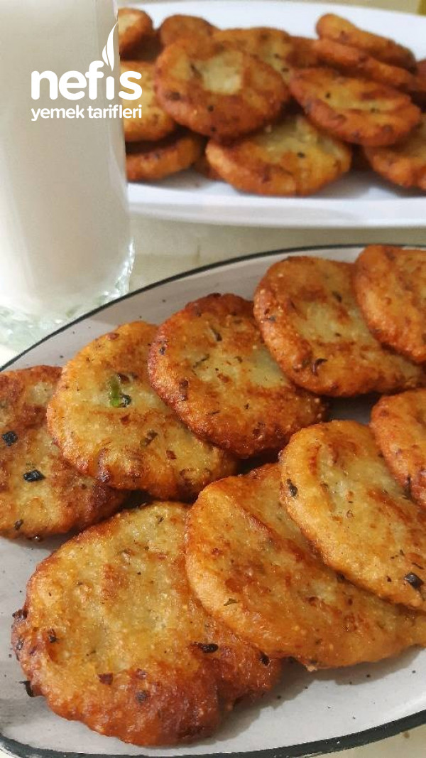 Kurus (Patatesli Köfte Kızartması)
