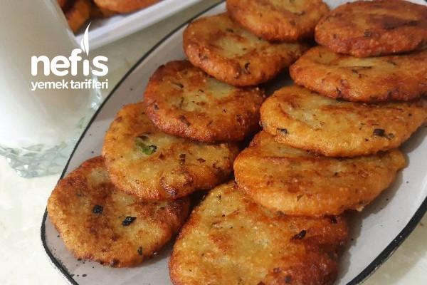 Patatesli Köfte Kızartması (Kurus) Tarifi