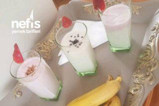 Milkshake (3 Malzemeli) Tarifi