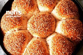 Papatya Ekmek Tarifi (Tam Ölçülü)