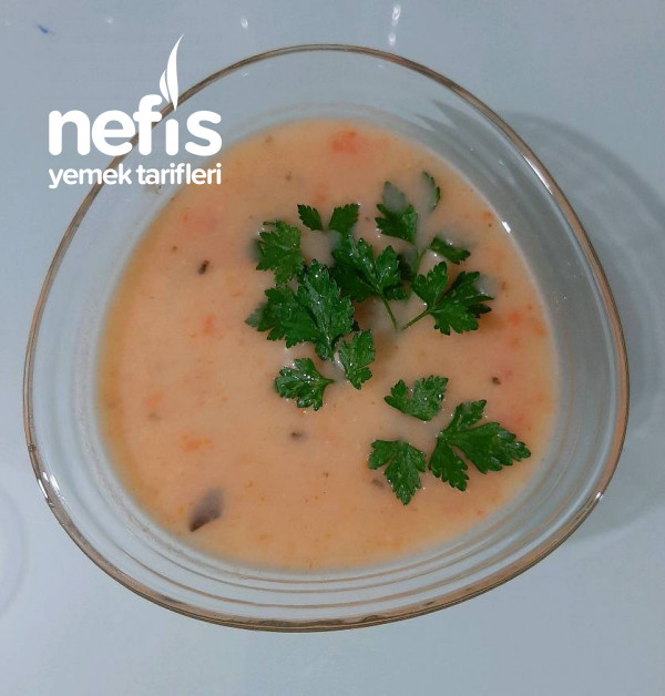 Sütlü Sebze Çorbası(çocuklarınız Bile Bayılacak)